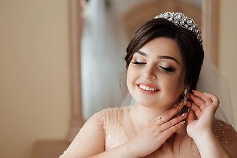 Jeune mariée