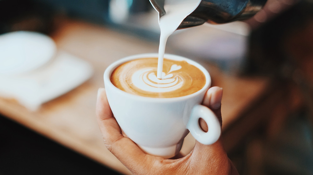cup of coffee-caffeine increases anxiety