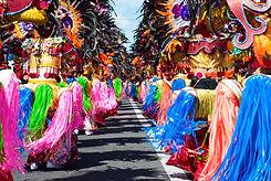 Défilé de danse de rue