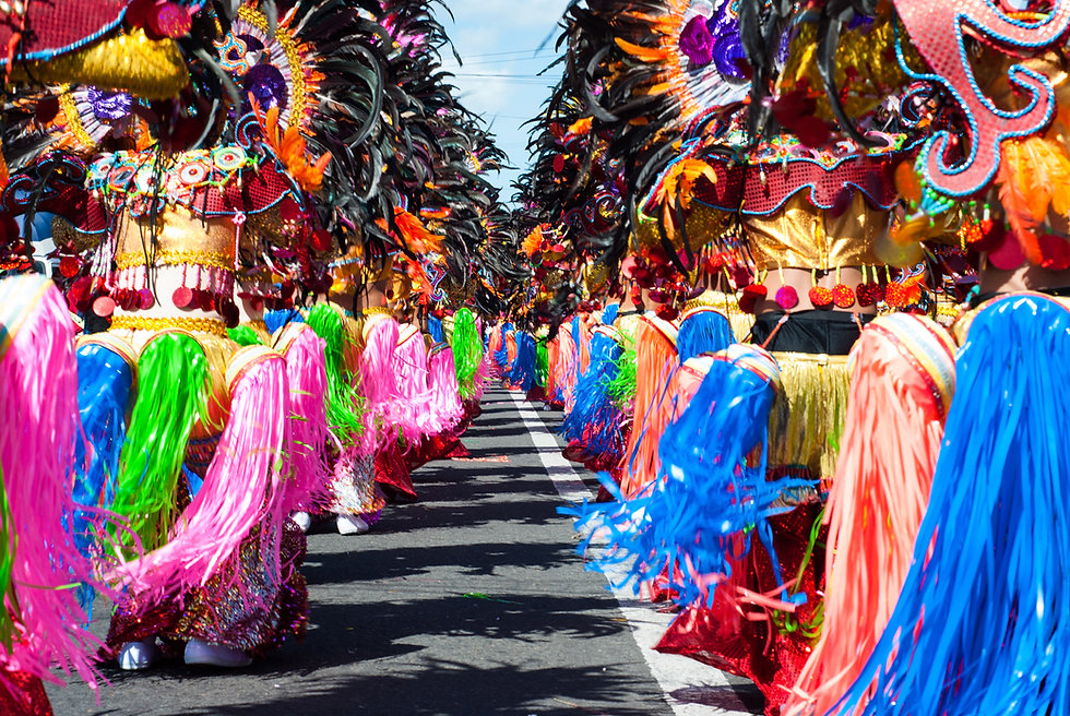 Street Dancing Parade