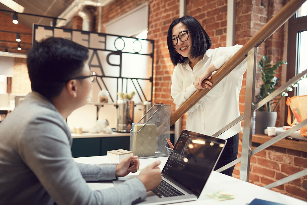 Workplace Affair/ Office Affair/ Affair with colleague