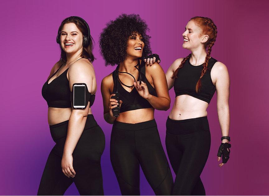 Mujeres en forma
