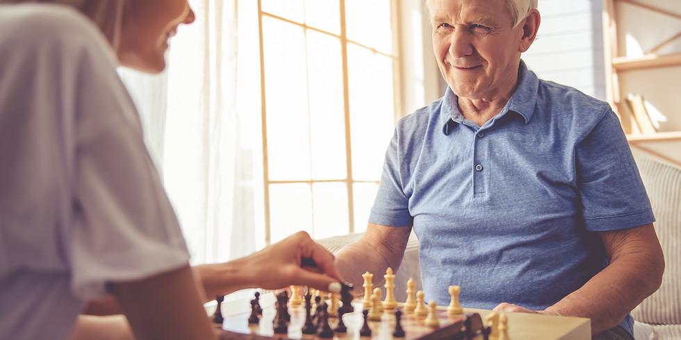 Schach mit Egmont für Jedermann - jeden Montag von 15:30-17:30 Uhr