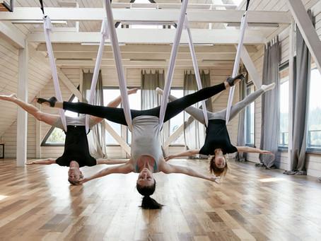 Aerodinamic Yoga / Yoga Aerodinámica