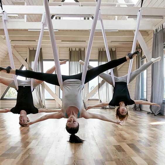 Weekly Sub Kids Mindfulness  + Aerial + Yoga (Age 8 - 12)