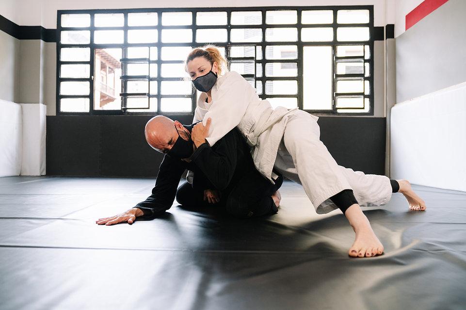 Judo Training