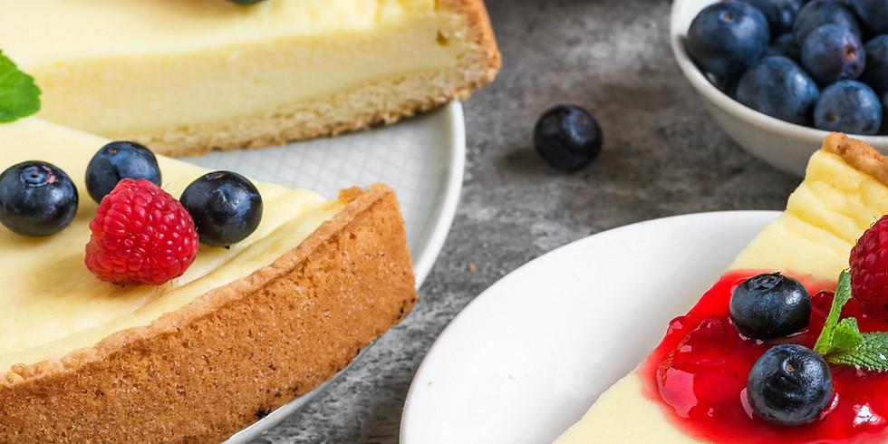 """STAGE ETE """" Dessert sans cuisson"""" 55€ à partir de 12 ans."""