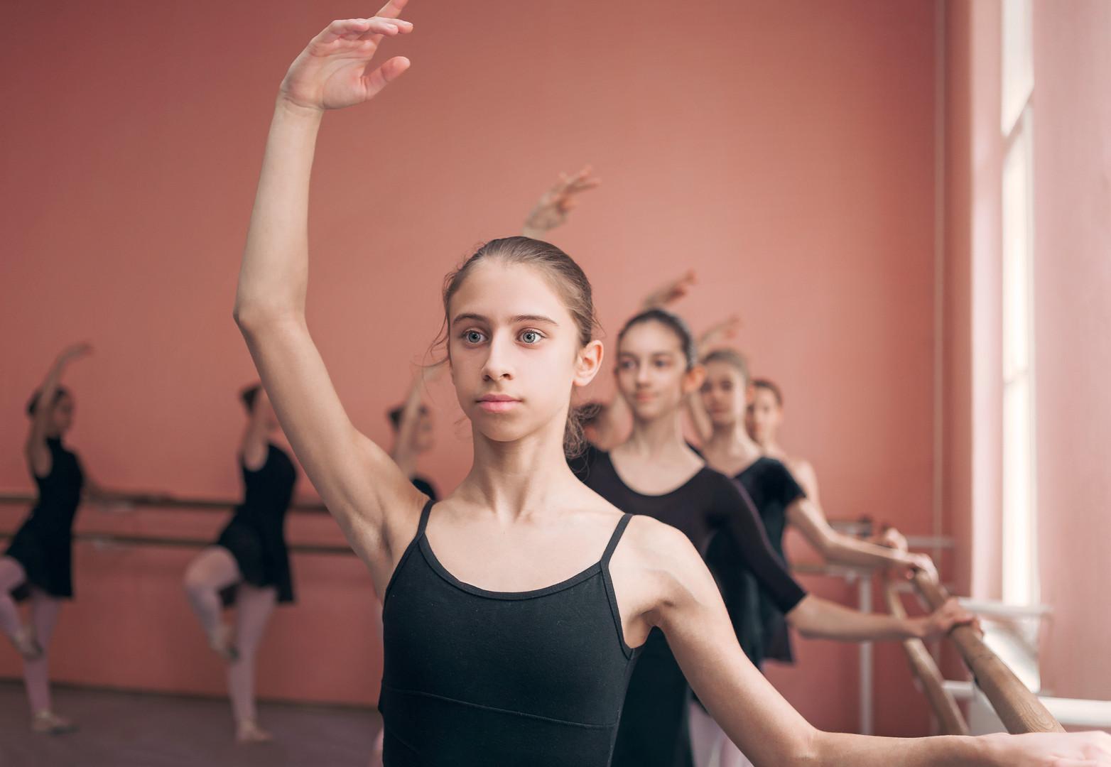 Prática do bailado