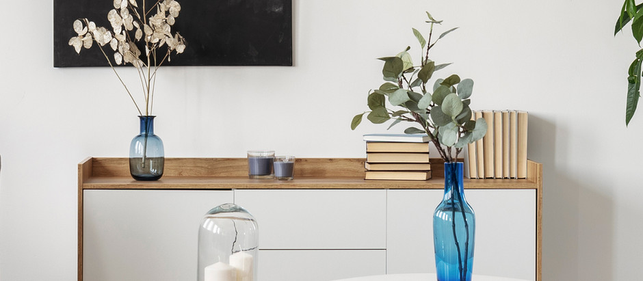 WORKING FROM HOME? - How Best to create that office space you need to be productive. July 2020