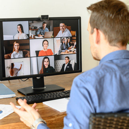 Is everyone sick of video calls yet?  How to create connections in the world of Covid