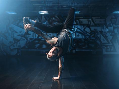 Break Dancing is now in the Olympics