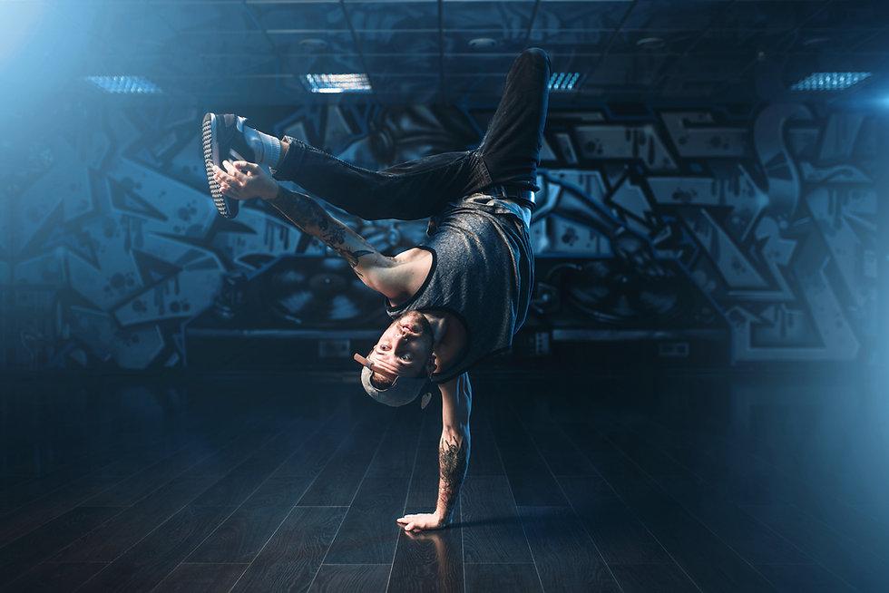 Ballare la breakdance