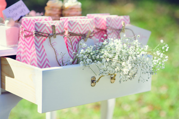 Tea Party Gift Bags