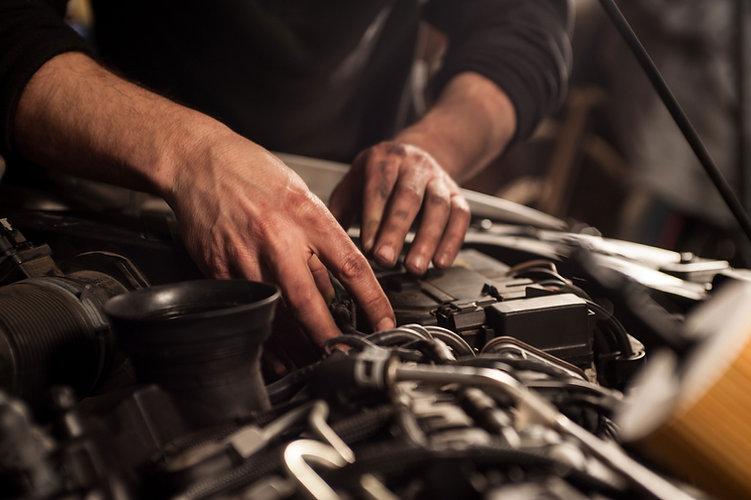 Engine Work