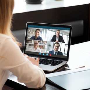[ARTICLE] Video conferencing is exhausting, and that's official