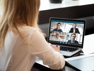 Stop Just 'Getting By' Online: [At least Some] Virtual Meetings are Here to Stay