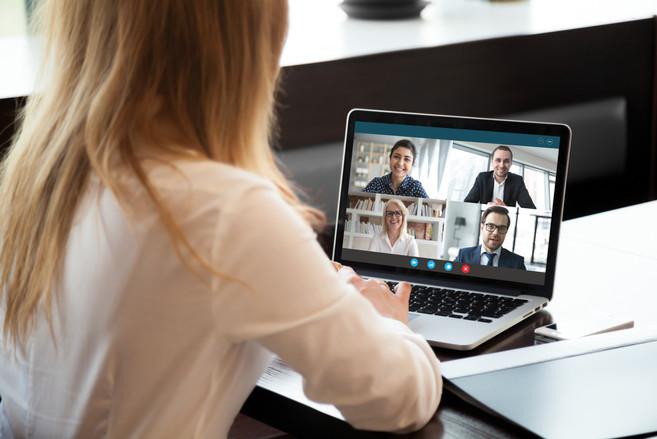 Virtual customer meetings