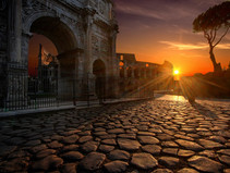 ROMA E JERUSALÉM