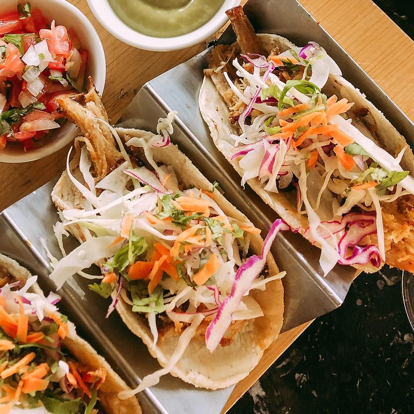 Virtual Family Dinner: Fish Tacos ~ 6:30 PM