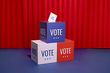 Cajas de votación