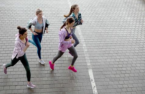 Women Running This Mum Runs exercises for women