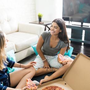Las cajas de pizza se pueden reciclar
