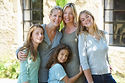 Weibliche Familienmitglieder