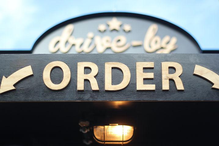 Drive-Thru Order