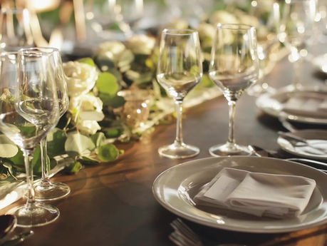 Creating A Table Setting