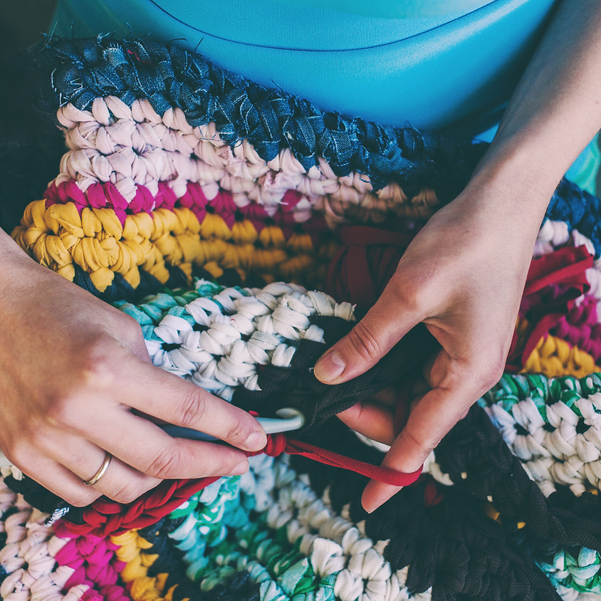 Intro to Crocheting, Session 1 of 4