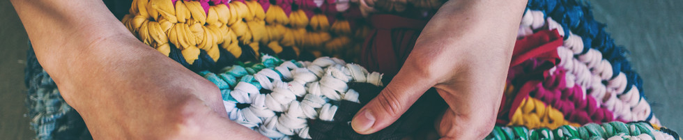 Tricot coloré