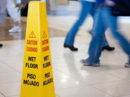 Wet Floors