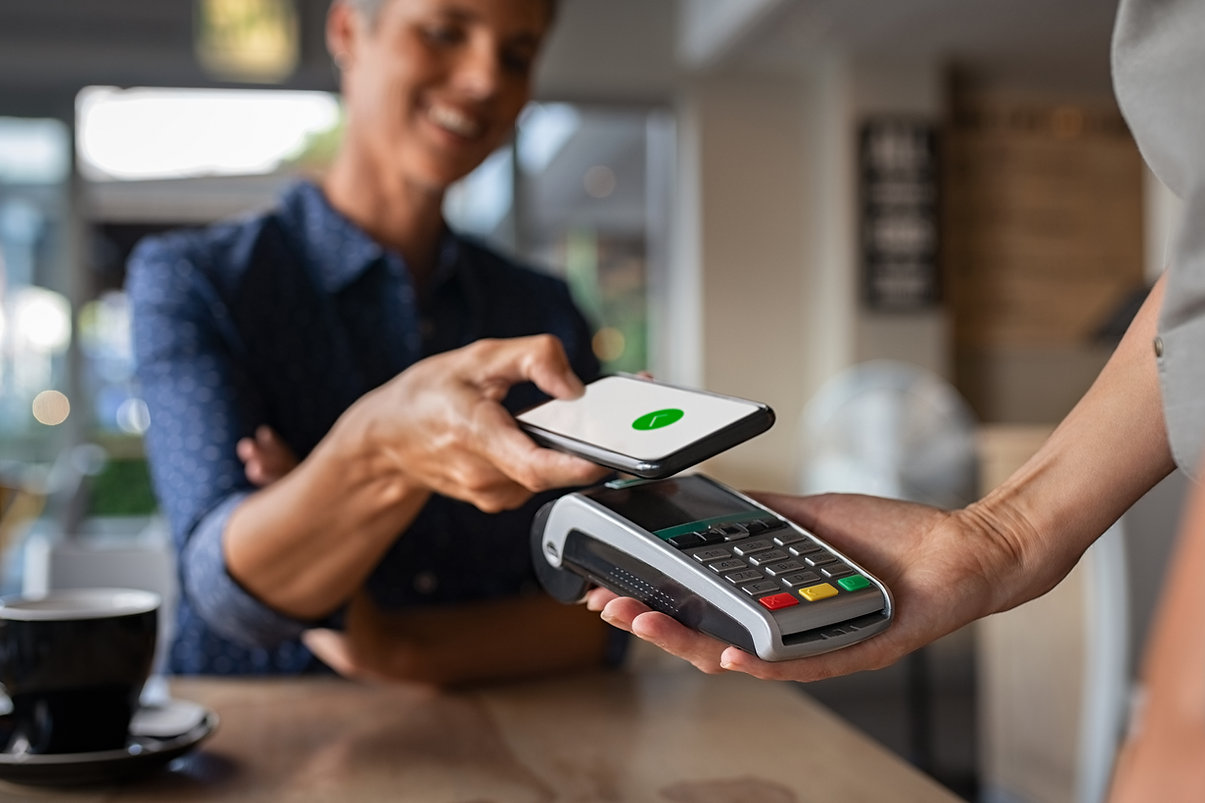 Paying with a Phone