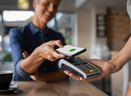 Contactless Payments Catch On!