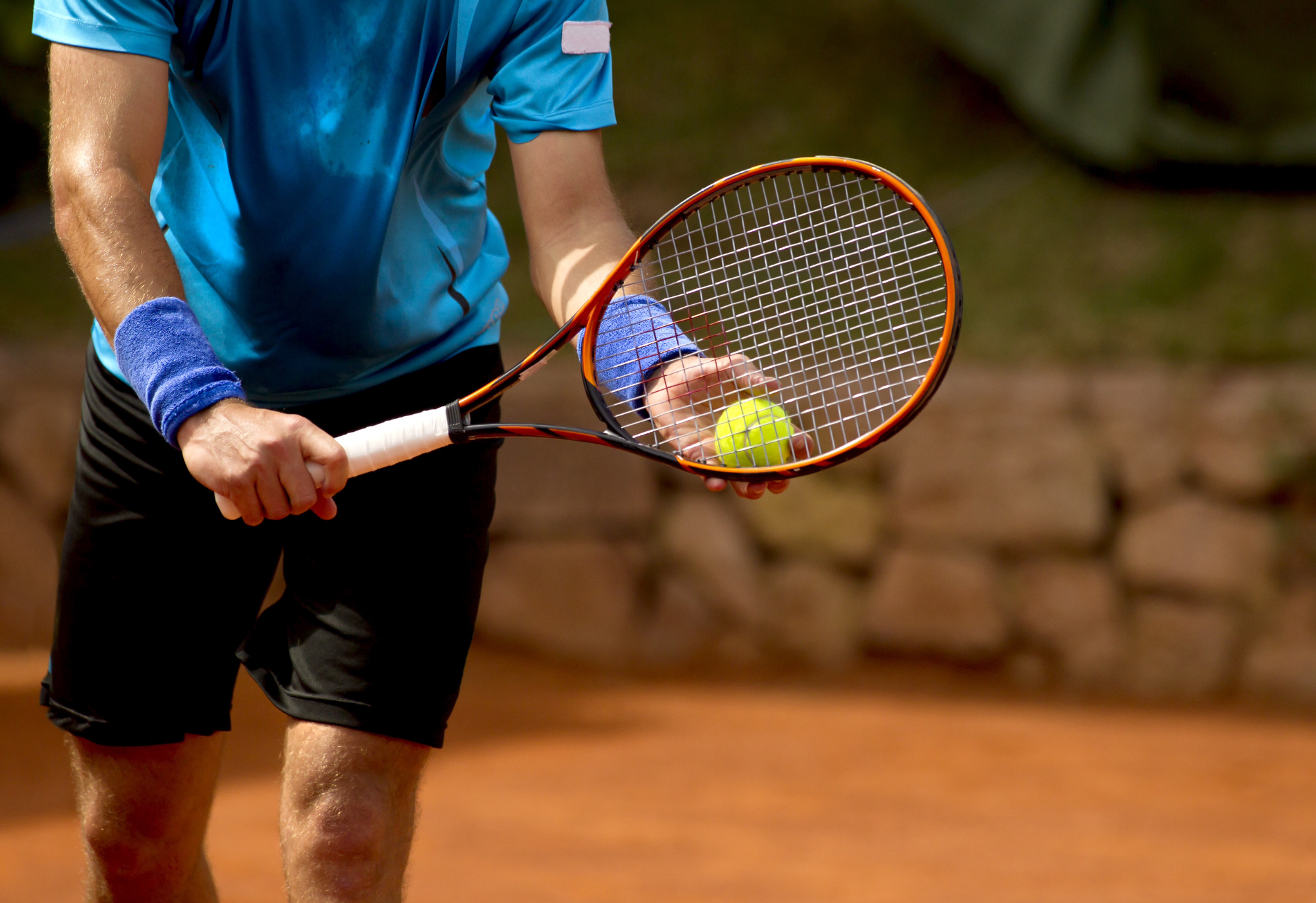 Mens' Day Tennis Doubles