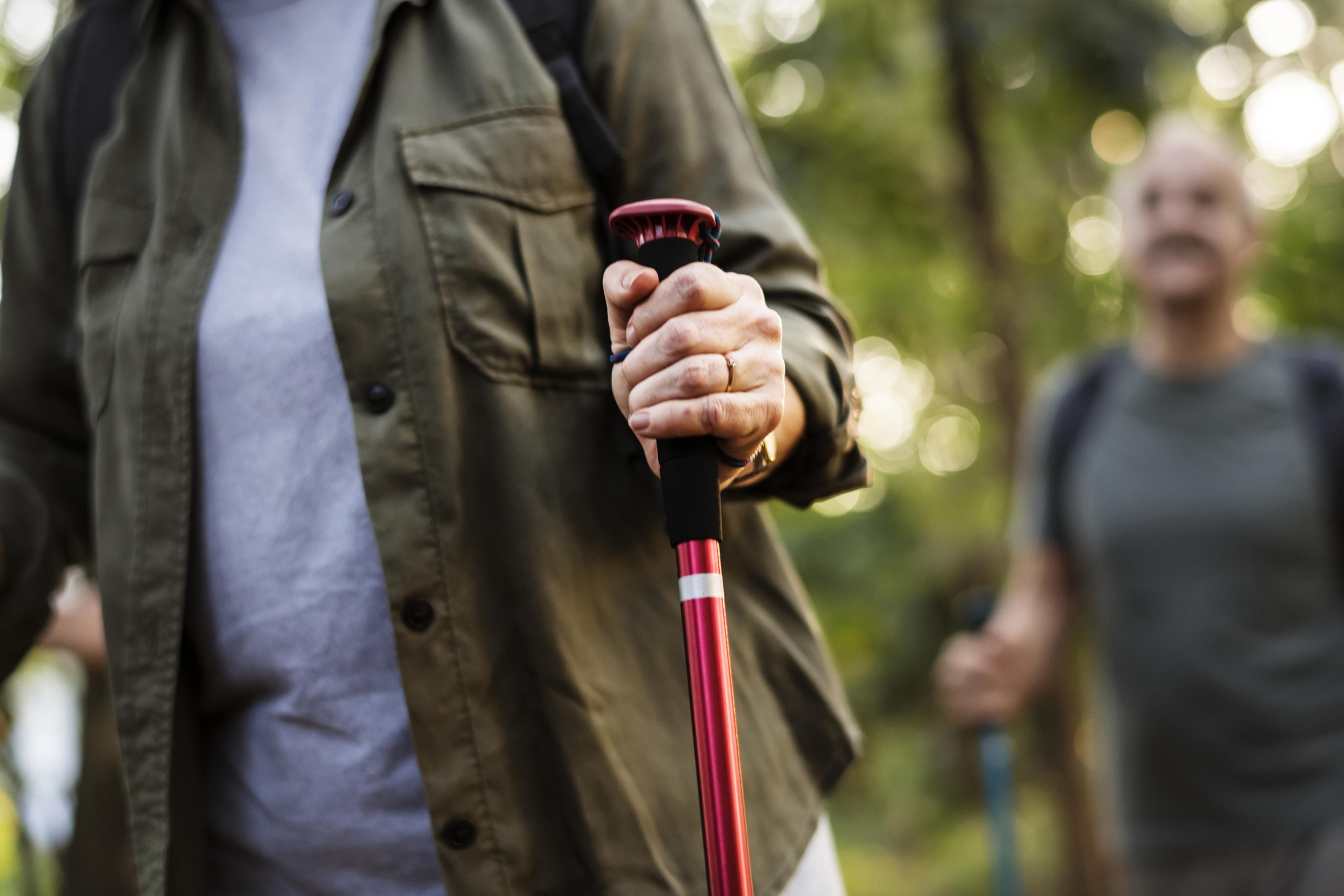 Nordic Pole Walking Instruction