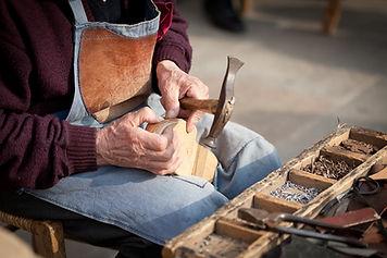 Патент для ИП на ремонт и пошив обуви