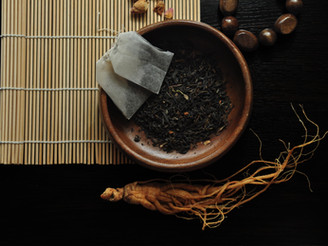 Calming and Fat-Burning Tea for Mooncakes 中秋月圆好睡眠