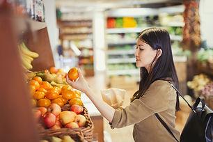 Bancarella della frutta