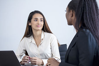 The Professional Edge Resume & Business Services conducts interview coaching, which secures careers, higher salaries, and true career fulfillment.