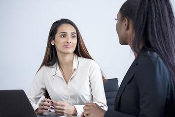 Entrevista de trabalho