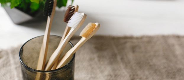 Do you have an old bamboo toothbrush? There's a use for that...