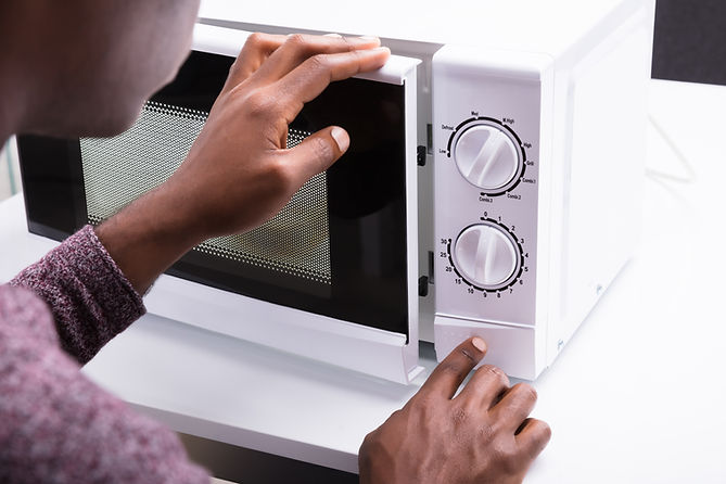Opening Microwave