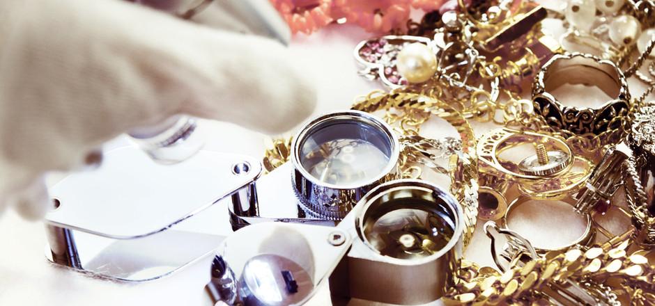 Juwelier-Werkzeuge