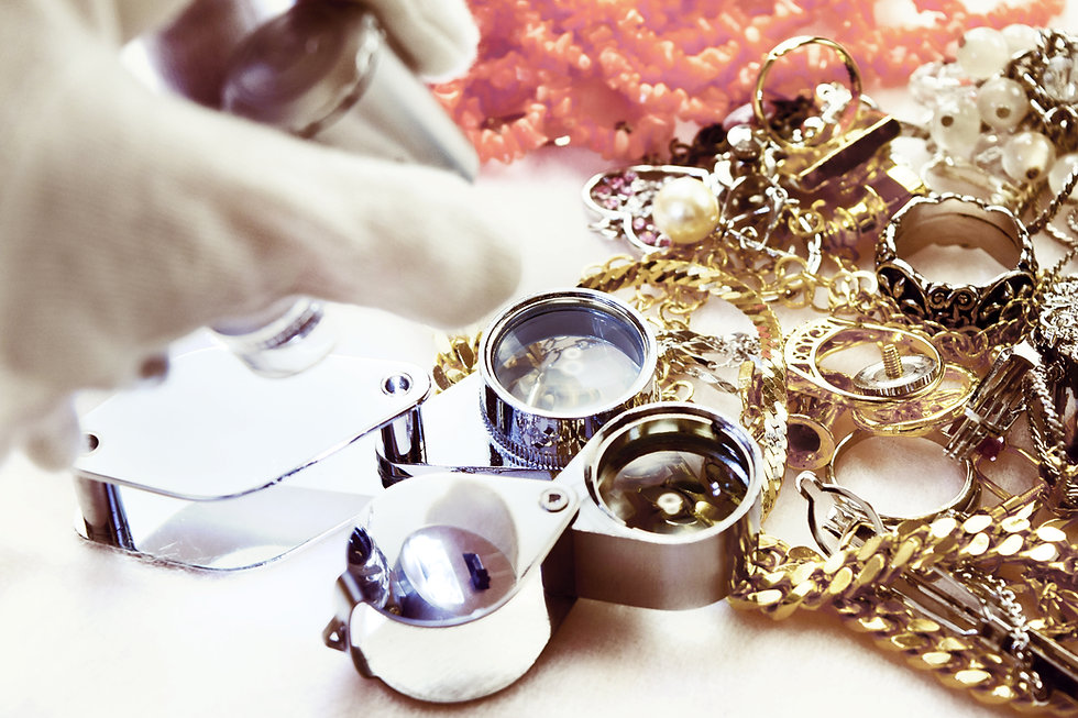 宝石商のツール