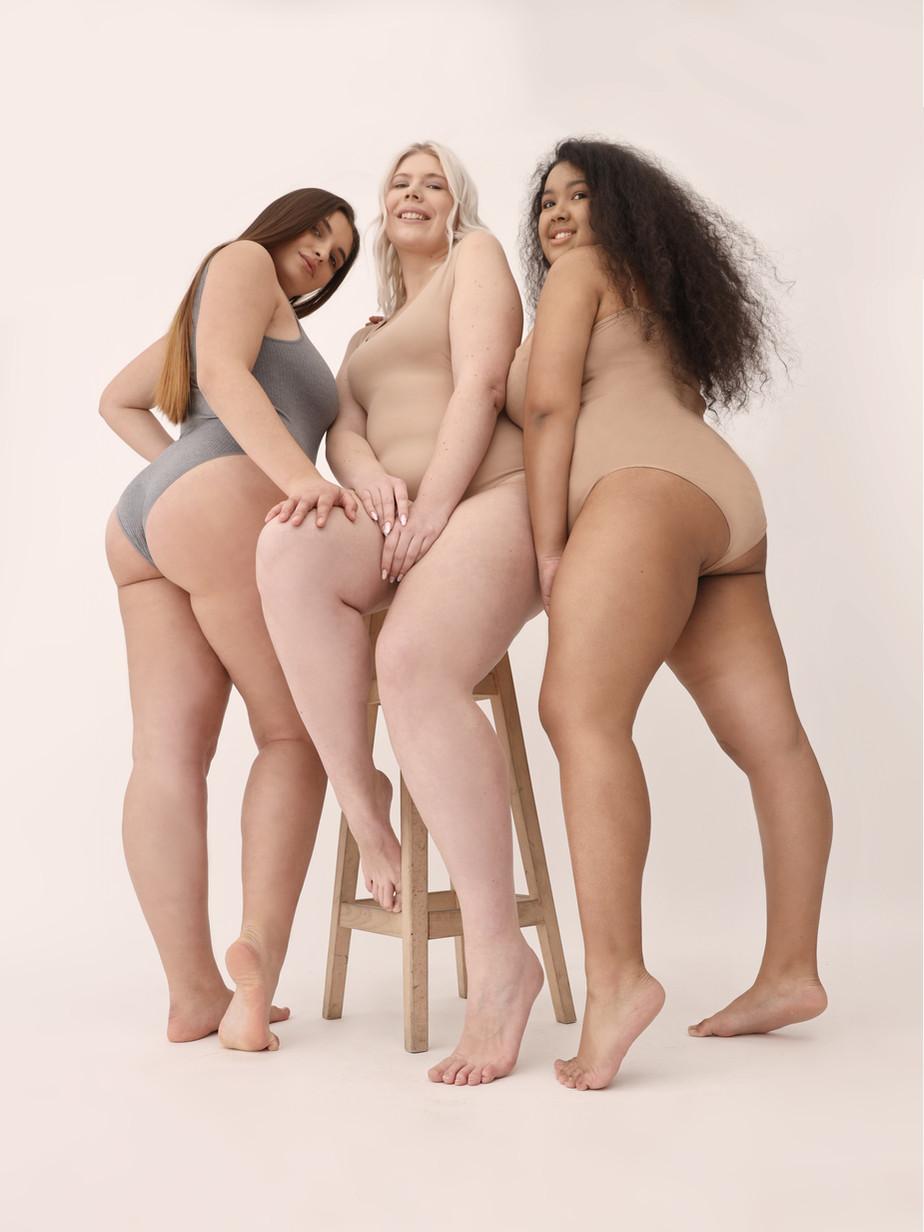 Proporções do Corpo Plus Size; com Lilian Lemos