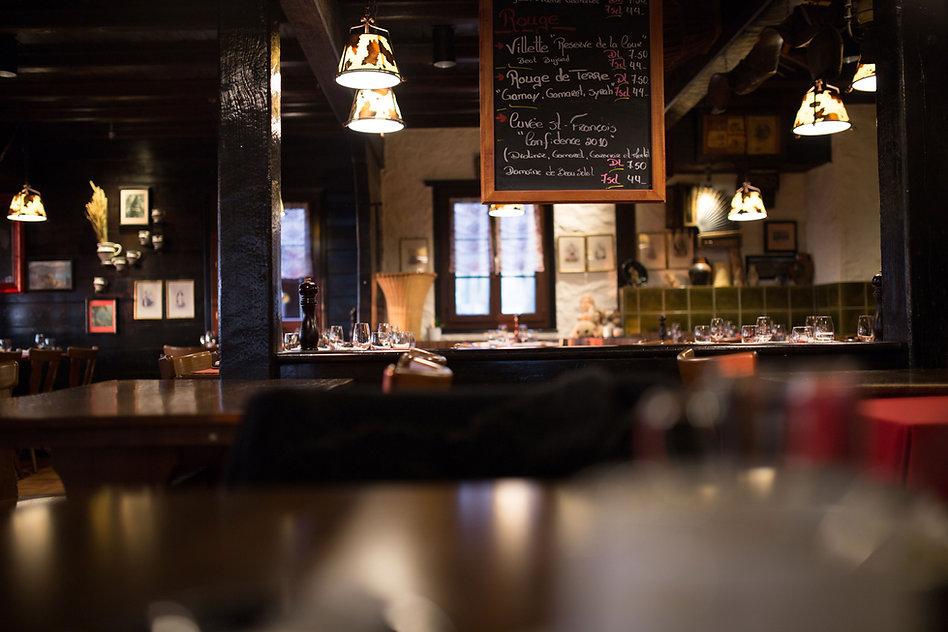 Restaurant Bistro