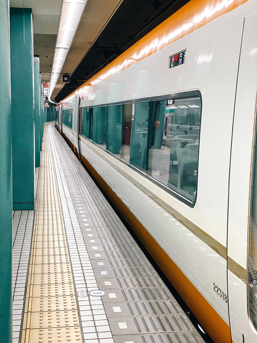 ペットの電車での移動は気を使いますね