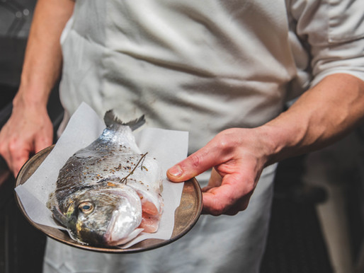 Seafood Merchandiser Saves TimeAnd Ensures Order Accuracy