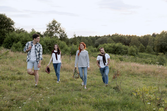 Nature Walk with Familyhood, 5/16/2021, noon